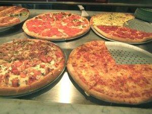 Sbarro Pizza Pies